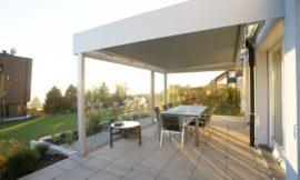 Die eigene Terrasse konfigurieren